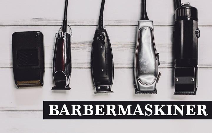barbermaskiner